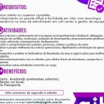 SUPERVISOR (A) DE CALL CENTER – FORTALEZA/CE