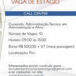 CALL CENTER – FORTALEZA/CE